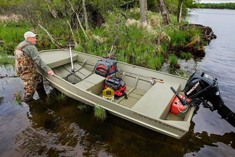2019 Crestliner 1800 CR Jon in Cable, Wisconsin - Photo 1
