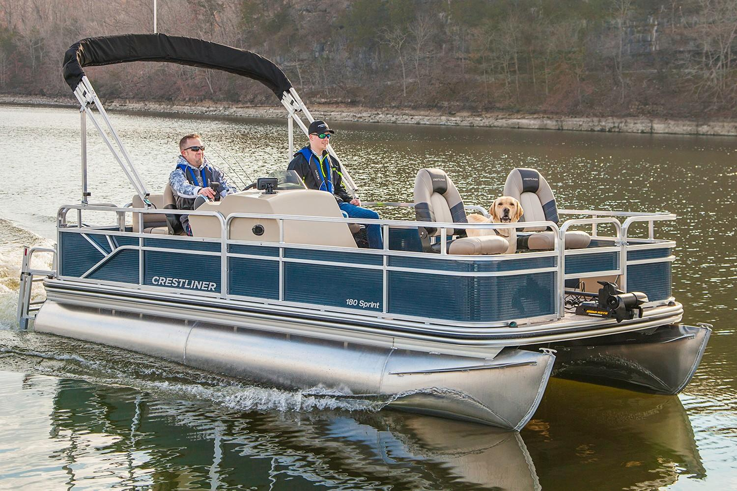 2019 Crestliner 160 Sprint Cruise in Saint Peters, Missouri