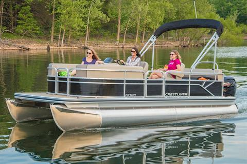 2019 Crestliner 160 Sprint Cruise in Spearfish, South Dakota