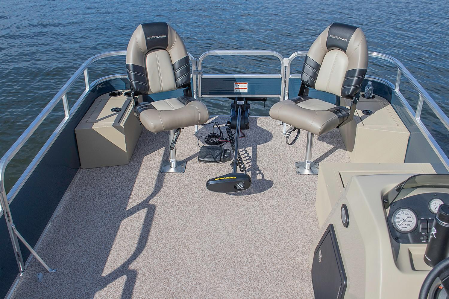 2019 Crestliner 160 Sprint Fish & Cruise in Cable, Wisconsin