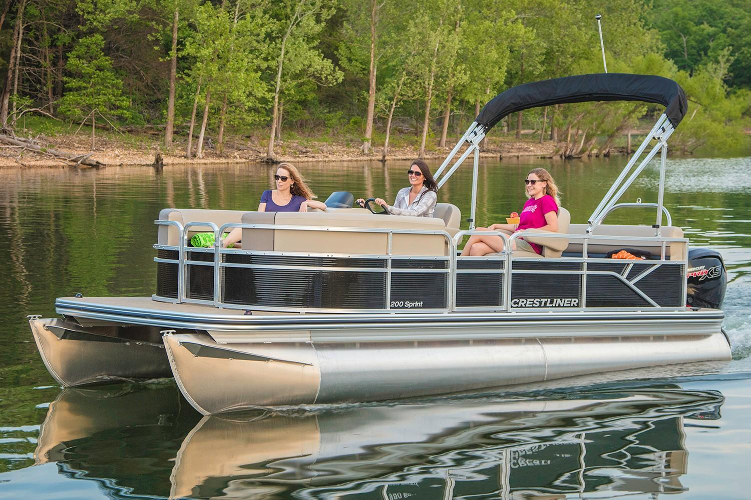2019 Crestliner 180 Sprint Cruise in Amory, Mississippi