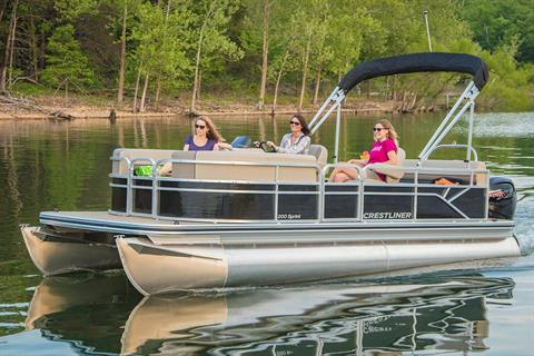 2019 Crestliner 180 Sprint Cruise in Saint Peters, Missouri - Photo 2