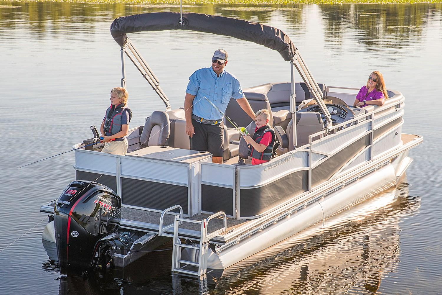 2019 Crestliner 200 RALLY in Cable, Wisconsin