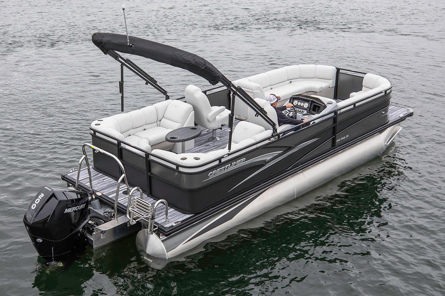 2019 Crestliner 200 Rally DX CWDH in Spearfish, South Dakota