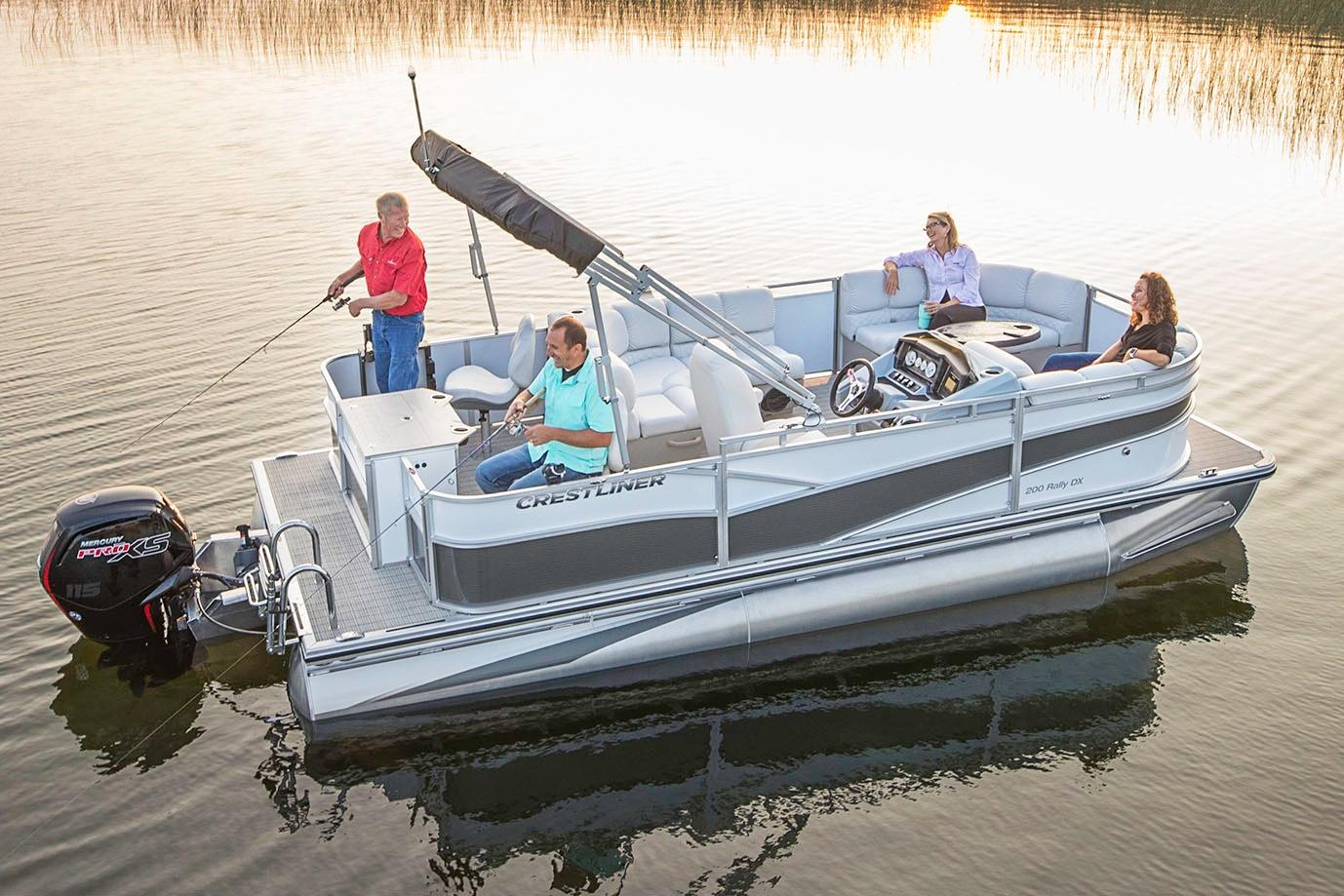 2019 Crestliner 200 Rally DX FC in Spearfish, South Dakota