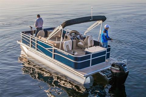 2019 Crestliner 200 Rally FS in Cable, Wisconsin