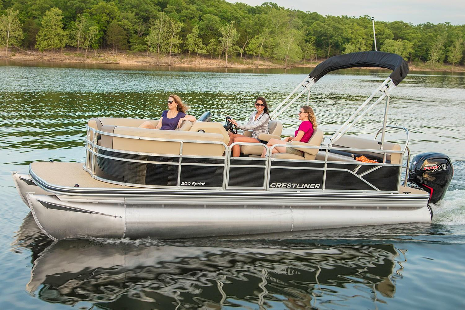 2019 Crestliner 200 Sprint Cruise in Cable, Wisconsin