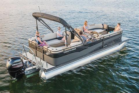 2019 Crestliner 220 Rally CW in Amory, Mississippi