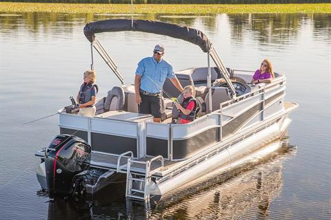 2019 Crestliner 220 Rally FC in Amory, Mississippi - Photo 2