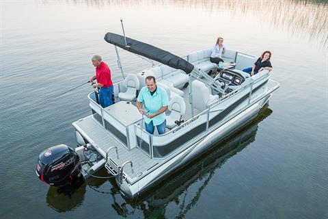 2019 Crestliner 240 Rally DX FS in Amory, Mississippi