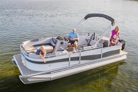 2019 Crestliner 240 Rally FC in Amory, Mississippi