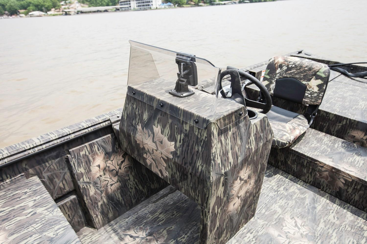 2019 Crestliner 1660 Retriever SC in Saint Peters, Missouri - Photo 4