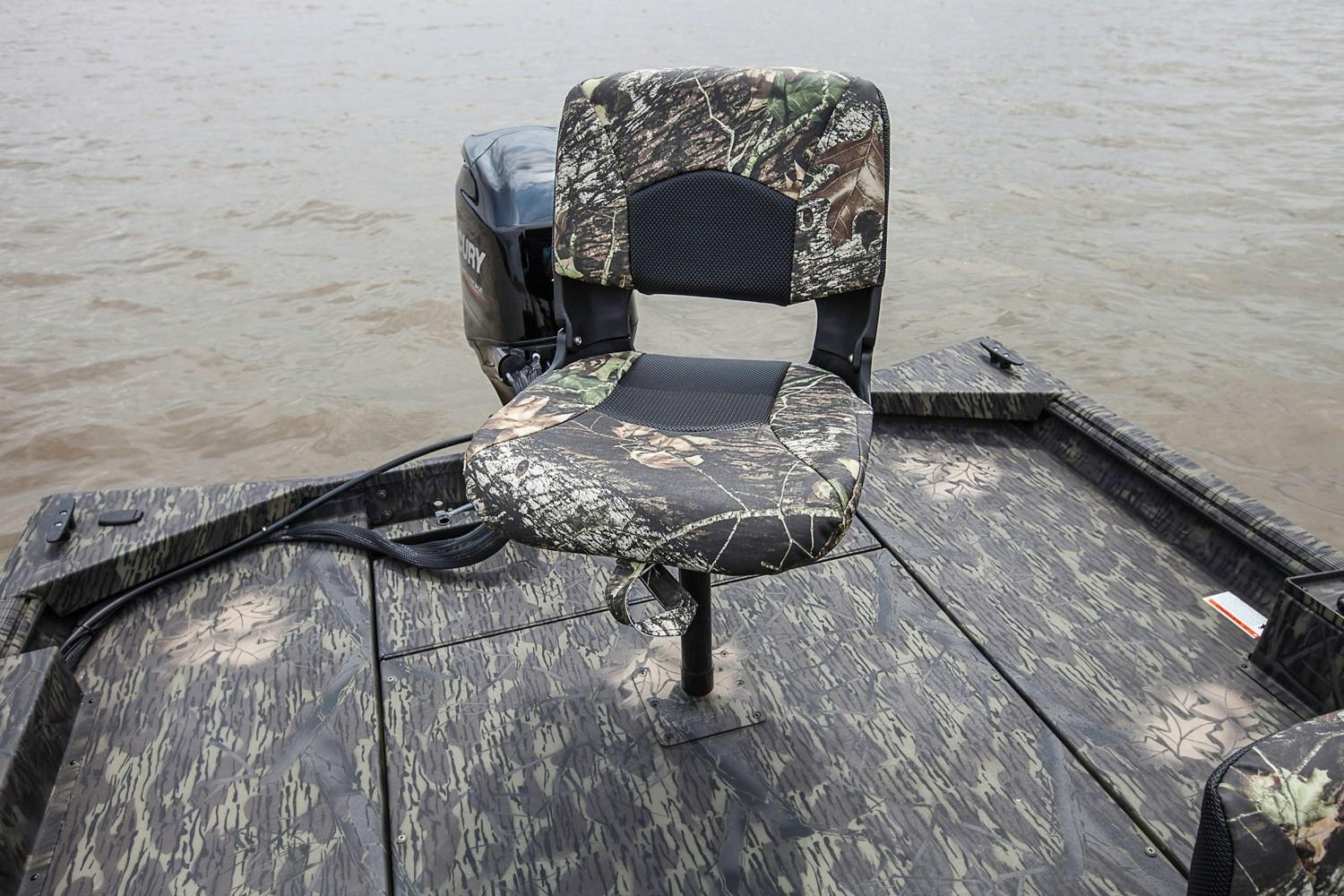 2019 Crestliner 1760 Retriever SC in Saint Peters, Missouri