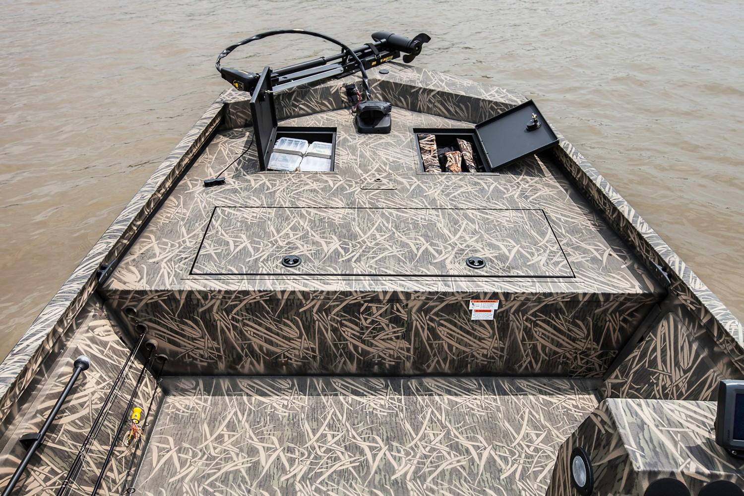 2019 Crestliner 2070 Retriever SCHD in Amory, Mississippi - Photo 3