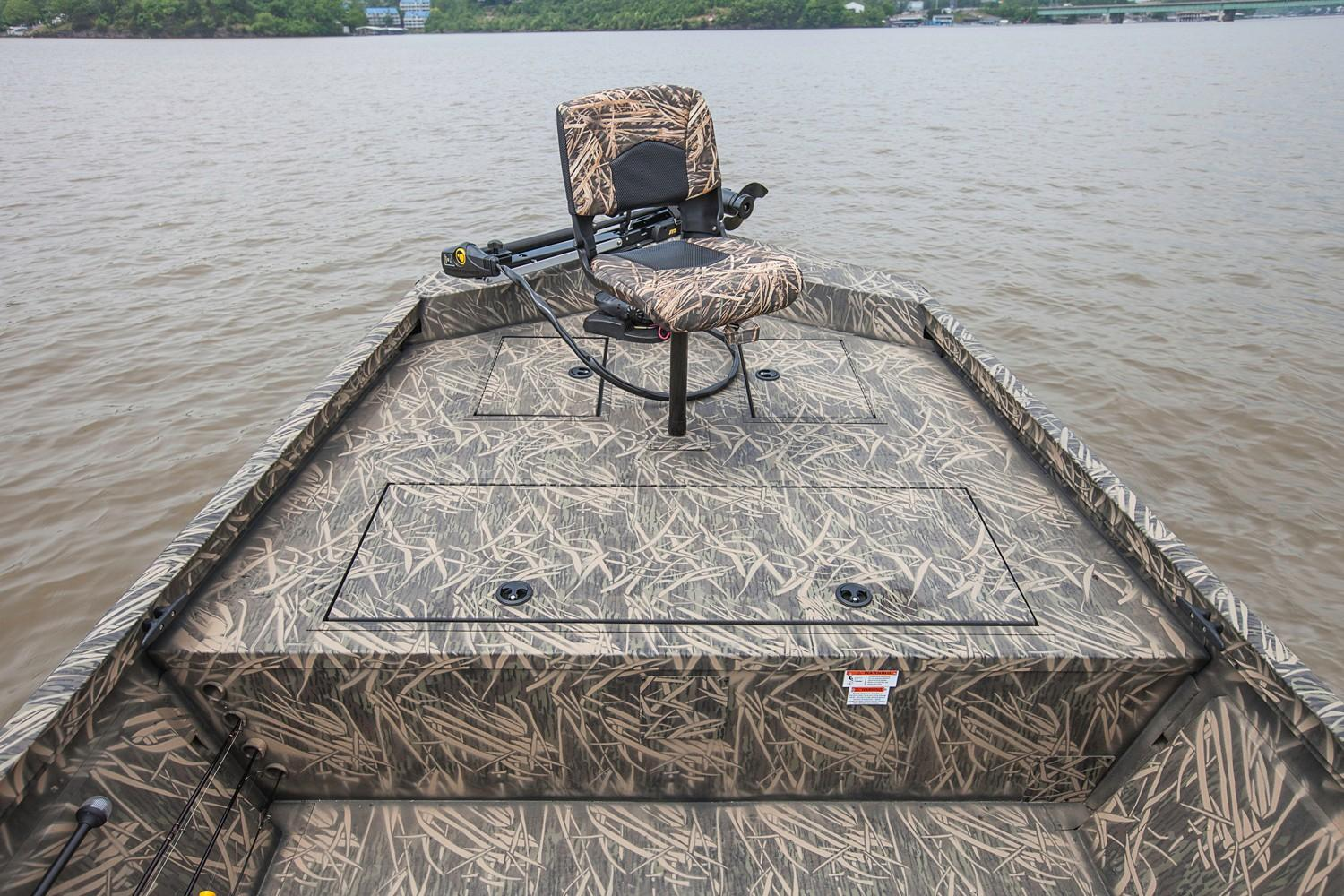 2019 Crestliner 2070 Retriever SCHD in Cable, Wisconsin - Photo 4