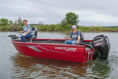 2020 Crestliner 1650 Pro Tiller in Spearfish, South Dakota - Photo 2