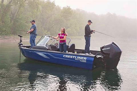 2020 Crestliner 1850 Fish Hawk WT in Spearfish, South Dakota - Photo 2