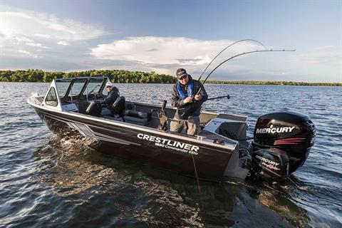 2020 Crestliner 2050 Commander Elite in Kaukauna, Wisconsin