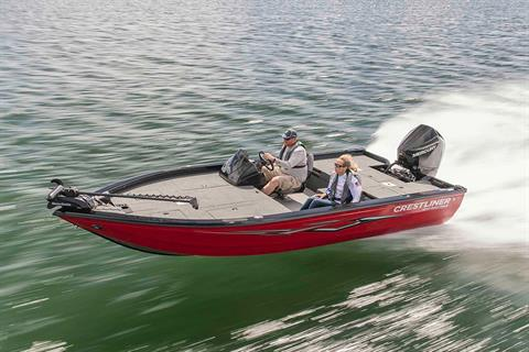 2020 Crestliner 1850 Bass Hawk Bucket in Kaukauna, Wisconsin
