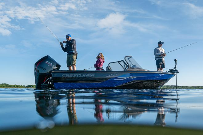 2020 Crestliner 1850 Sportfish in Spearfish, South Dakota - Photo 4