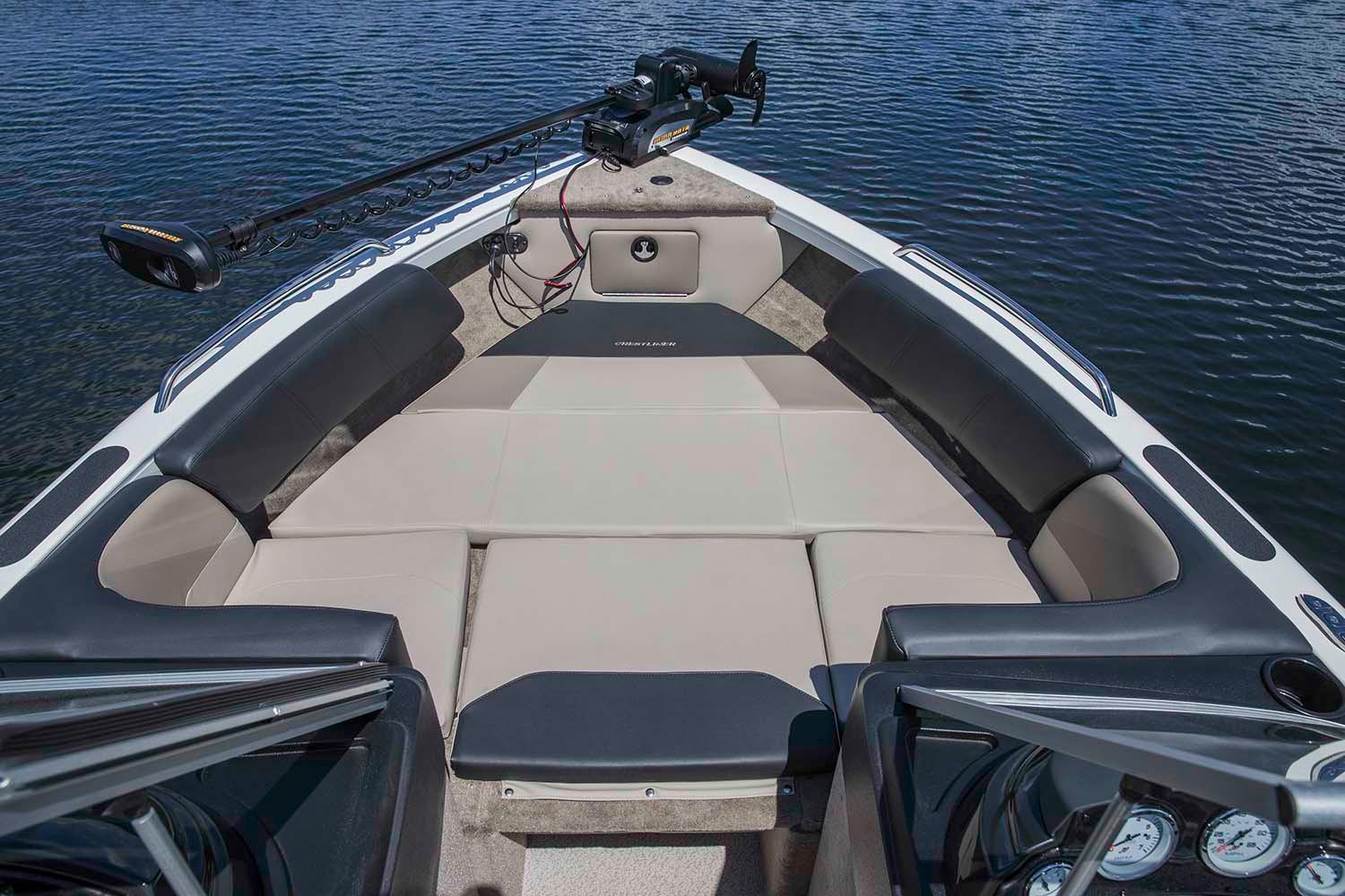 2020 Crestliner 2050 Sportfish in Saint Peters, Missouri - Photo 4