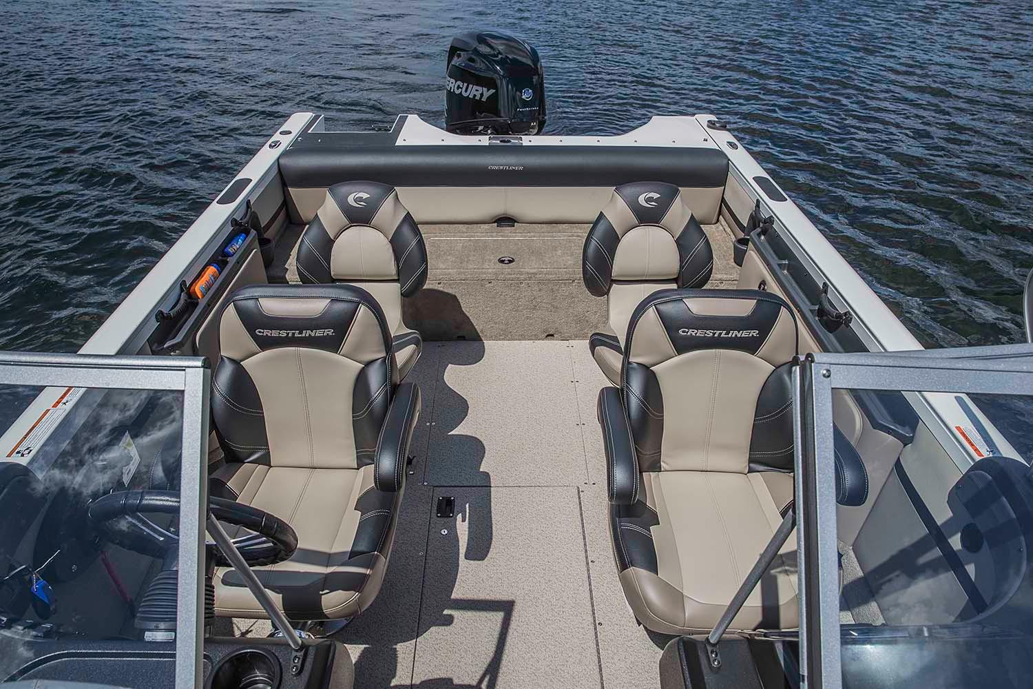 2020 Crestliner 2250 Sportfish in Spearfish, South Dakota - Photo 11