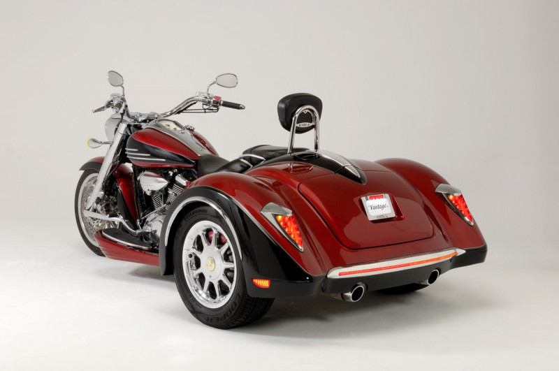 2015 California Sidecar Vantage in Beckley, West Virginia