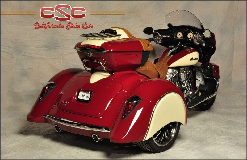 2016 California Sidecar Arrow in Sumter, South Carolina