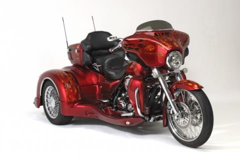 2016 California Sidecar Daytona in West Berlin, New Jersey