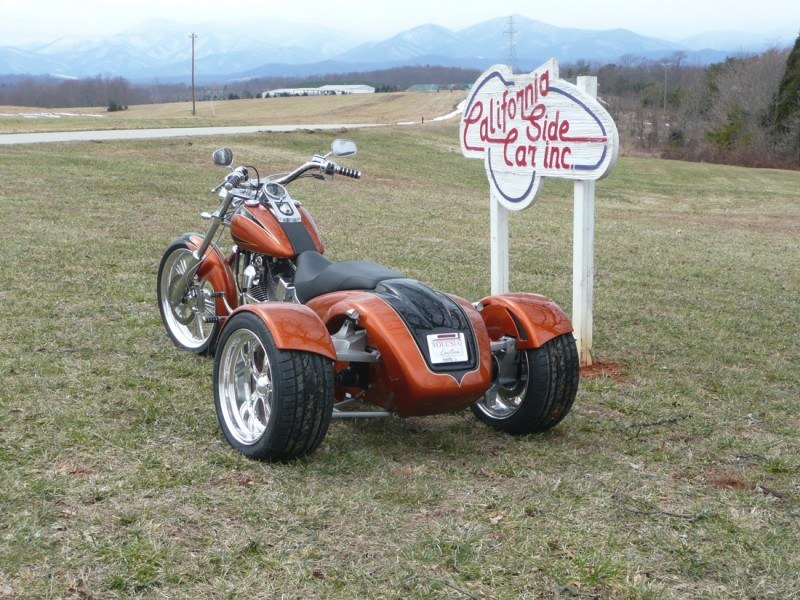 2017 California Sidecar Custom in Beckley, West Virginia