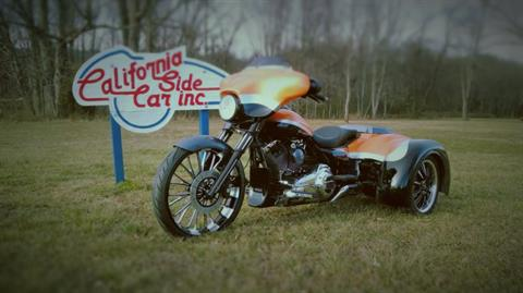 2017 California Sidecar Daytona in Beckley, West Virginia