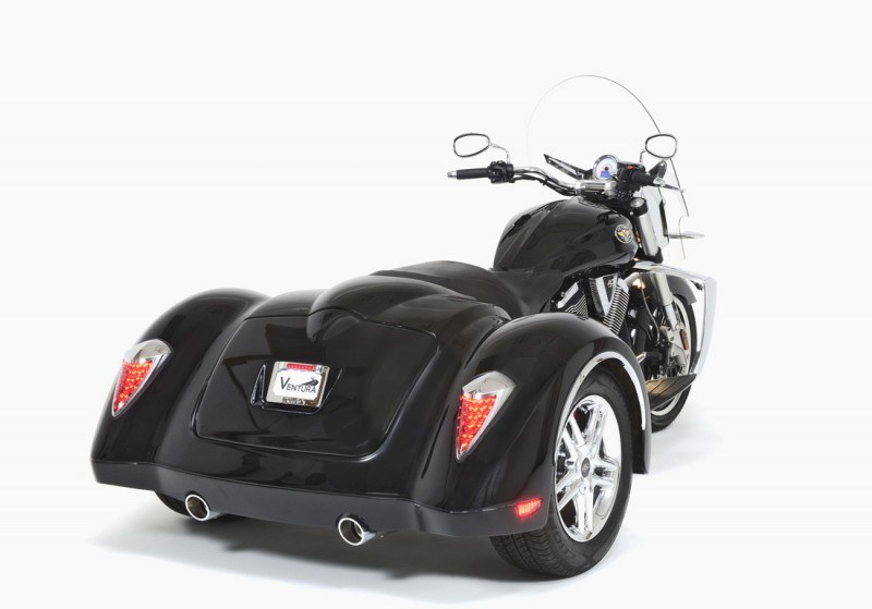 2017 California Sidecar Ventura in West Berlin, New Jersey