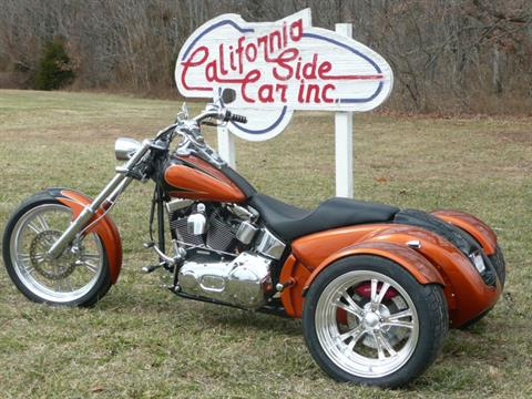 2018 California Sidecar CUSTOM in Beckley, West Virginia