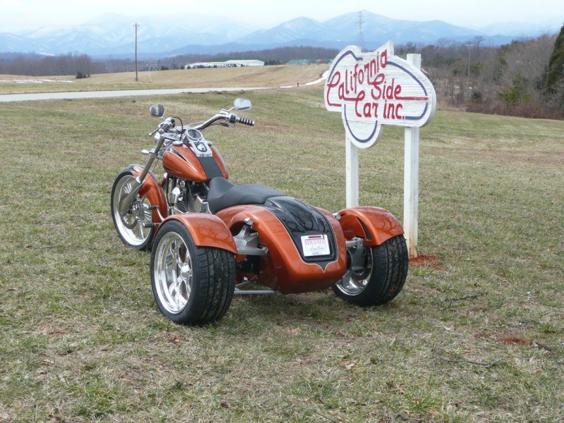 2019 California Sidecar Custom in Beckley, West Virginia - Photo 7