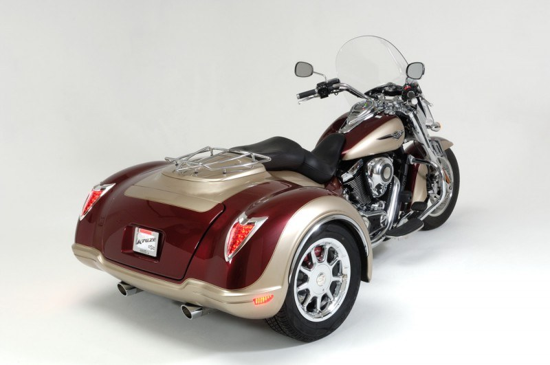 2019 California Sidecar Kruze in Mineola, New York