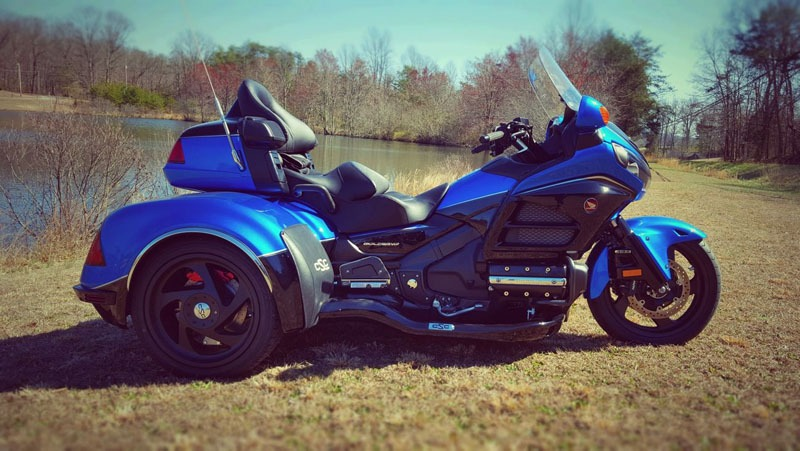 2020 California Sidecar Viper in Sumter, South Carolina - Photo 10