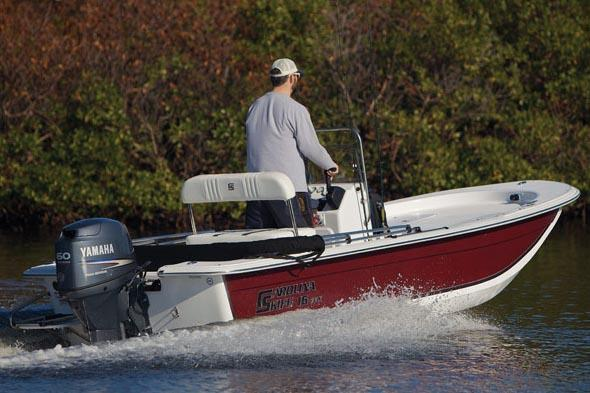 2012 Carolina Skiff JVX16CC in Lake City, Florida
