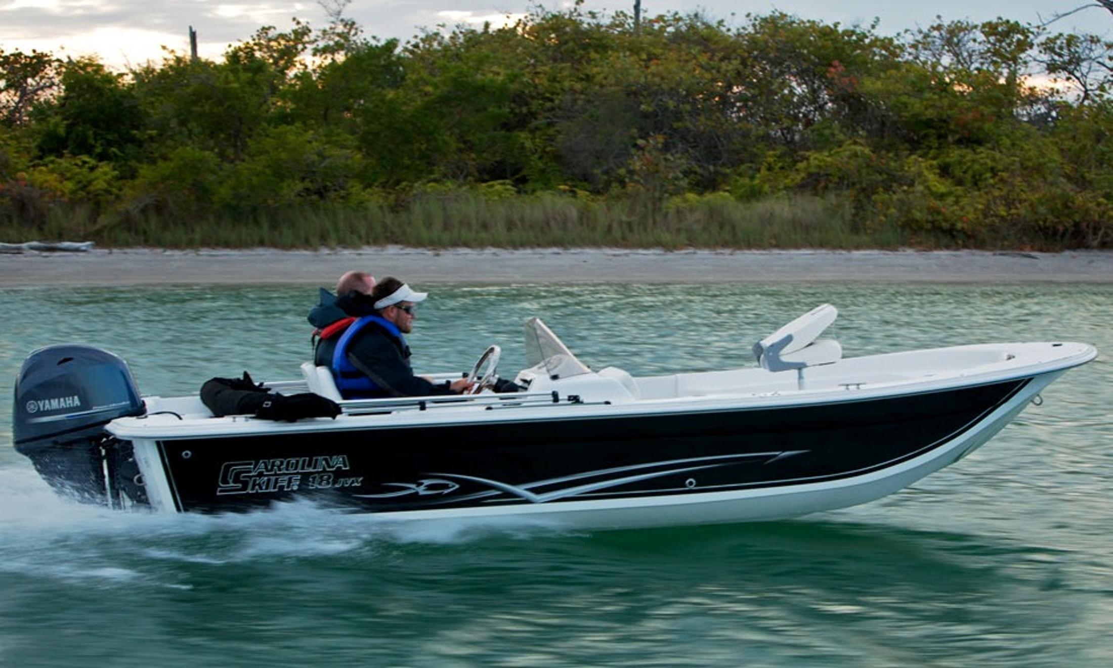 2014 Carolina Skiff JVX18CC in Eastland, Texas - Photo 7