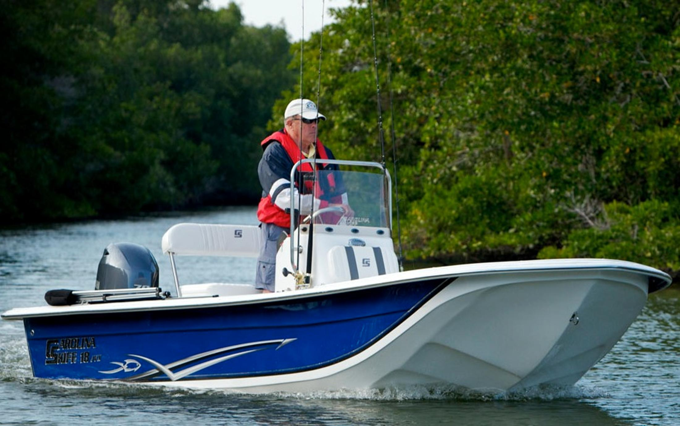 2014 Carolina Skiff JVX18CC in Eastland, Texas - Photo 8