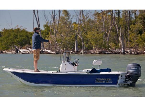 2014 Carolina Skiff JVX18CC in Eastland, Texas - Photo 9