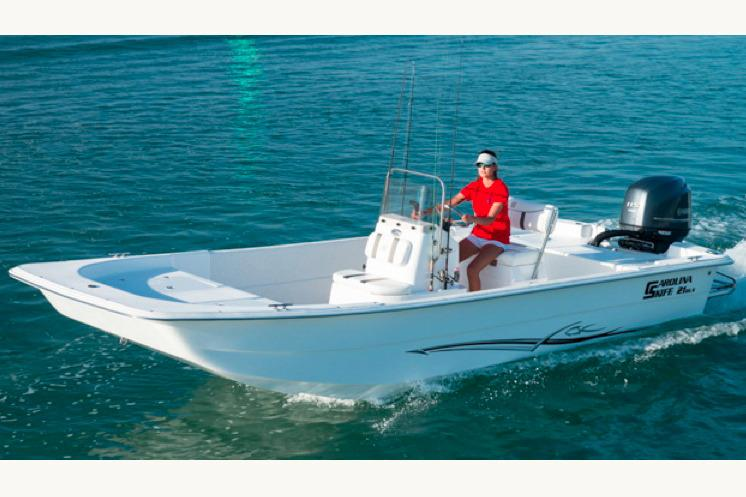 2015 Carolina Skiff 1780 DLX in Stuart, Florida