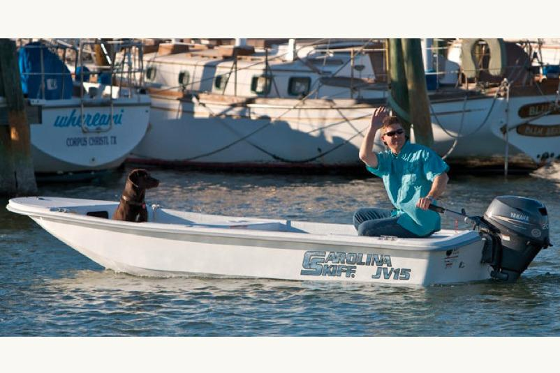 2015 Carolina Skiff JV15CC in Stuart, Florida