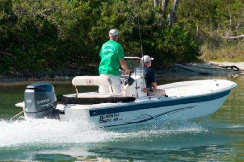 2015 Carolina Skiff JVX18SC in Stuart, Florida