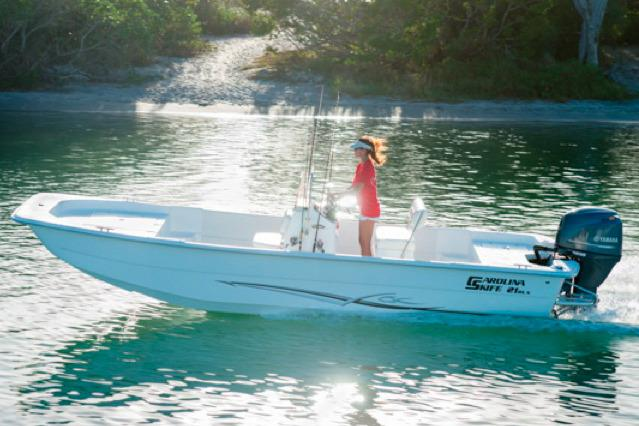 2017 Carolina Skiff 17 DLX in Lake City, Florida