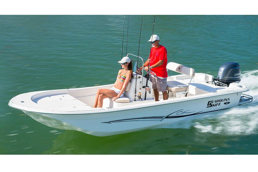 2017 Carolina Skiff 18 JVX CC in Oceanside, New York