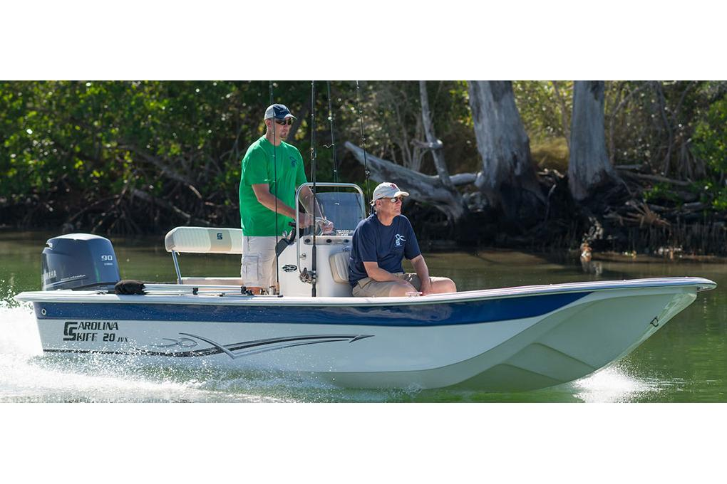 2017 Carolina Skiff 20 JVX CC in Lake City, Florida
