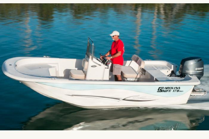 2017 Carolina Skiff 218 DLV in Lake City, Florida