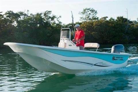 2018 Carolina Skiff 218 DLV in Lake City, Florida