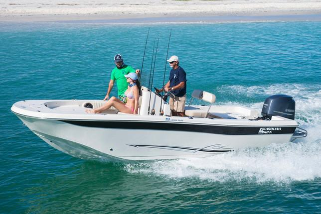2019 Carolina Skiff 19 Ultra Elite in Lake City, Florida - Photo 1