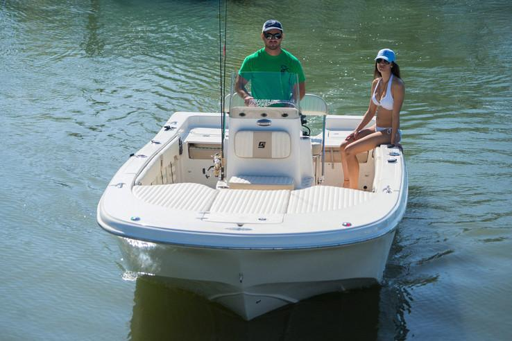 2019 Carolina Skiff 19 Ultra Elite in Lake City, Florida - Photo 4
